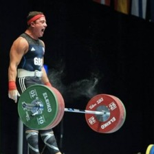 Sonny Webster is just one of two athletes selected for Team GB weight lifting