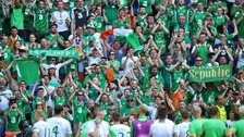 Ireland fans will be recognised by the Mayor of Paris for their sportsmanship during Euro 2016.