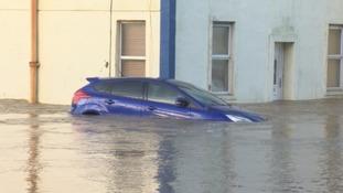 Workington flood alert delay investigated