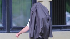 Police officer who flashed at pensioner sentenced