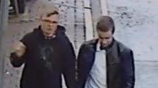 CCTV footage released