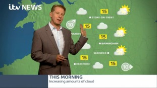West Midlands Weather: Drier and brighter morning