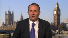 Liam Fox will run for the position of Conservative party leader