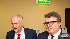 Corbyn's refusal to quit putting Labour 'in peril' - Watson