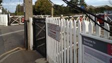 Elsenham Station in Essex