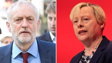 Eagle to challenge Corbyn for Labour leadership