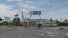 General view of Hull arena