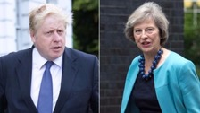 Johnson and May to launch Tory leadership bids