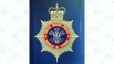 Southj Wales Police crest