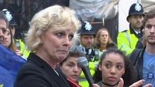 Broxtowe MP rejects claim she was drunk at EU demo