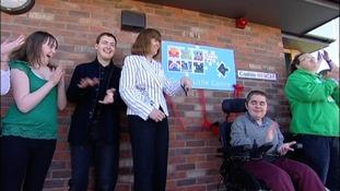 Children's respite centre opens in Carlisle