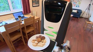 Robot companions could help out with care for the elderly