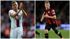 Crystal Palace striker Dwight Gayle and Bournemouth winger Matt Ritchie could be Newcastle United's latest signings