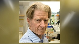 Nobel Prize winner John Gurdon