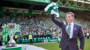 Celtic boss Rodgers rejects England talk