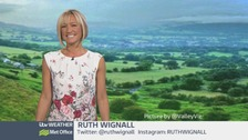 Wales weather: Heavy showers ease overnight!
