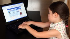 There are a number of ways parents can help keep their children safe on the internet