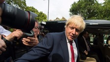 Boris Johnson: The next Tory leader cannot be me