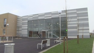 The Grimsby Leisure Centre opened in January