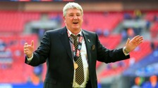 Steve Bruce will remain in charge of Tigers