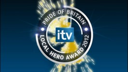 Pride of Britain logo.