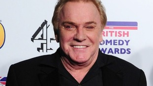 Freddie Starr pictured in December last year