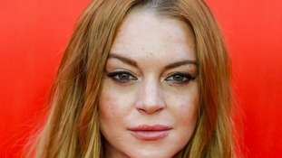 Lyndsay Lohan invited to switch on Kettering's xmas lights after anti-brexit tweets