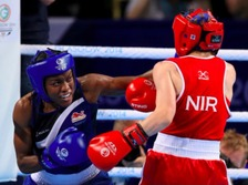Nicola Adams will defend the title she won in London four years ago