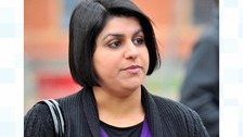MP Shabana Mahmood