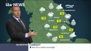Afternoon weather forecast with James Wright