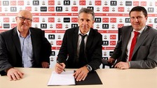 Southampton FC appoints new manager
