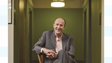 ITV Chairman Sir Peter Bazalgette who will be honoured by Sunderland University