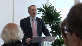 'Liam Fox's decision to stand is a brave one'