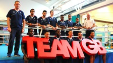 Three North East boxers in GB Olympic squad