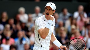 Andy Murray claimed a fifth career win over Yen-Hsun Lu, who defeated him at the 2008 Olympics.