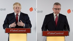 Michael Gove's 'putsch against Boris Johnson'