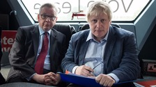 Gove's email appears to show how committed he was to the Johnson ticket