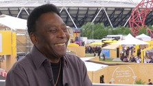 Pele on why England fans should still have hope