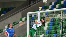 Linfield v Cork City