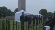Vigils have been held to mark the 100th anniversary of the Battle of the Somme