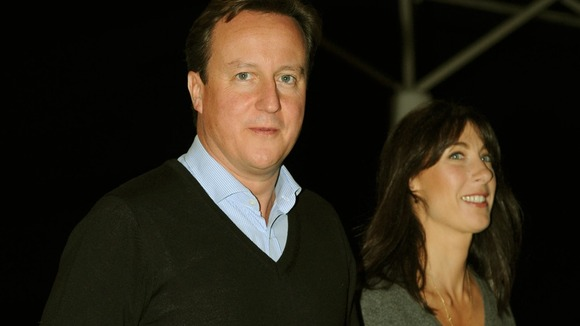 David Cameron celebrates his 46th birthday today