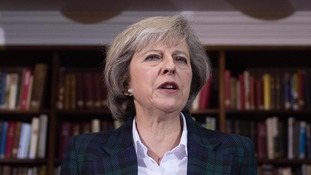 Theresa May's Tory leadership bid backed by top cabinet ministers