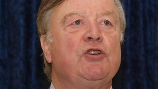 Former Chancellor and Justice Secretary Kenneth Clarke