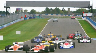 Legendary F1 cars from the 1960s to the 1980s will be showcased at Donington Park