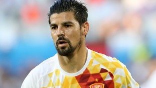 Man City complete signing of Spain star Nolito