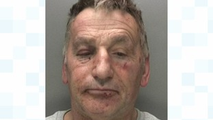 Man jailed after heroic son saved mum from vicious knife attack