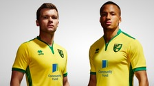 Norwich City reveal new home kit ahead of Championship campaign
