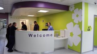 Next phase of £2m Bradford A&E revamp opens