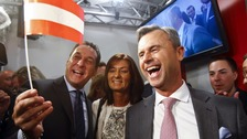 Austria presidential run-off election must be held again