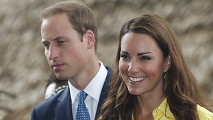 Kate and William to open St George's Park